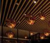 Кубообразные реечные потолки под дерево: особенности ценообразования.